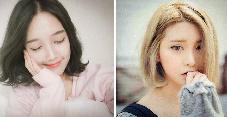Three Essential Korean Inspired Styles For Short Hair Hair Beauty Community Singapore
