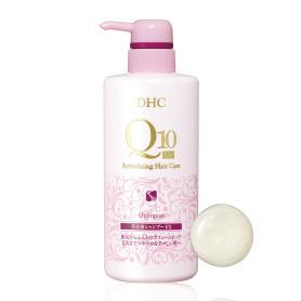 DHC Q10 REVITALIZING HAIR CARE SHAMPOO (500ML)